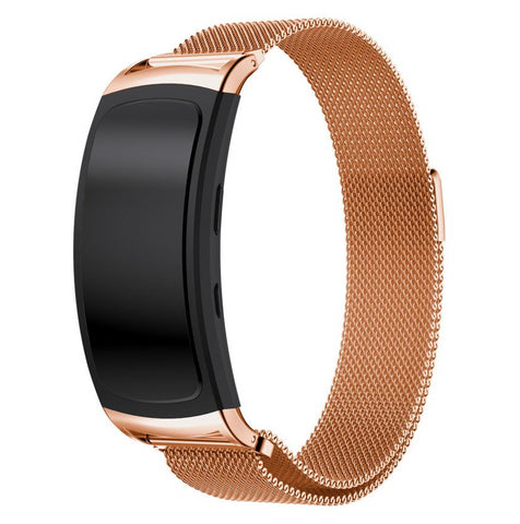 Milanese Strap for Samsung Gear Fit 2 - Rose