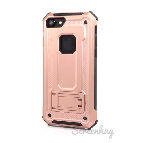 Tough Armour stand case for iPhone 7 - Rose