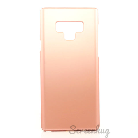Slim Thin Shell Case for Samsung Galaxy Note 9 - Rose