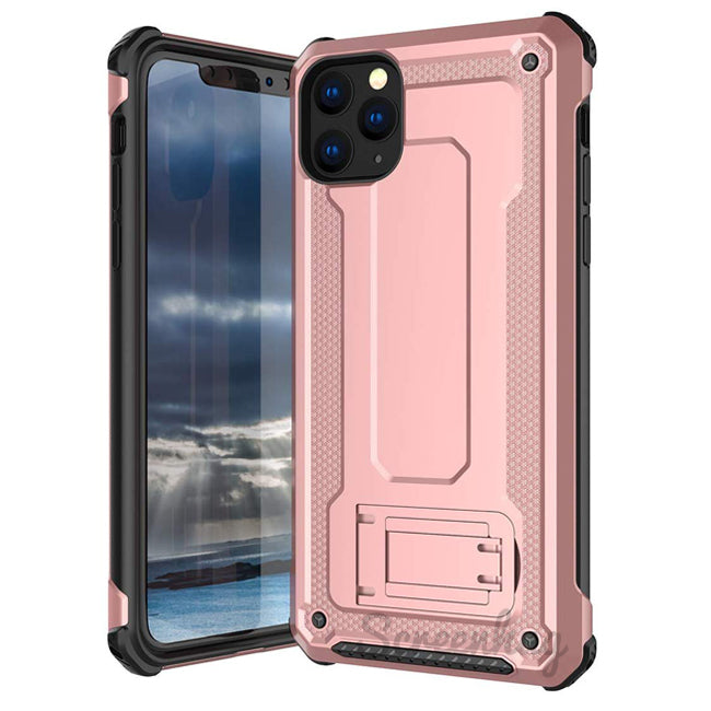 Rugged Stand case for iPhone 11 - Rose - screenhug
