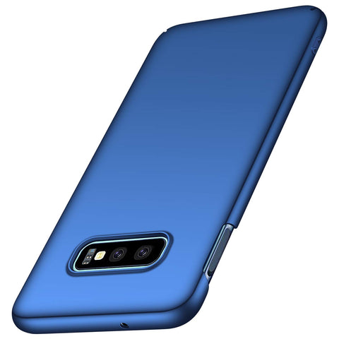 Thin Shell case for Samsung Galaxy S10e - Blue