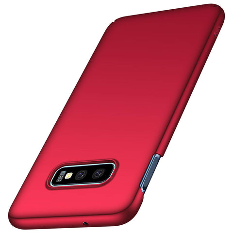 Thin Shell case for Samsung Galaxy S10e - Red