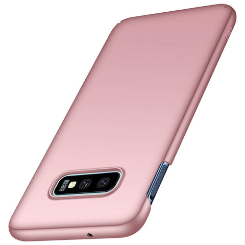 Thin Shell case for Samsung Galaxy S10e - Rose Gold