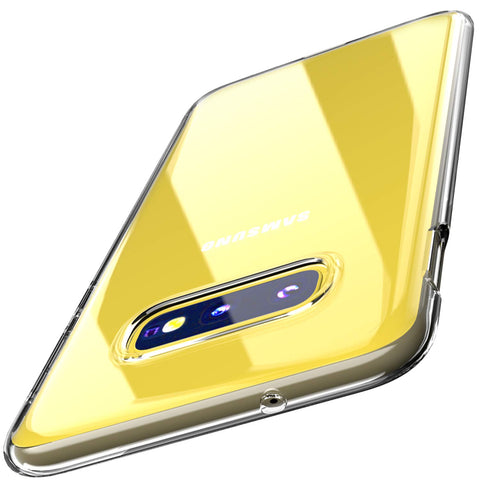 Clear gel case for Samsung Galaxy S10e - screenhug