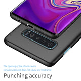 Thin Shell case for Samsung Galaxy S10 - Black - screenhug