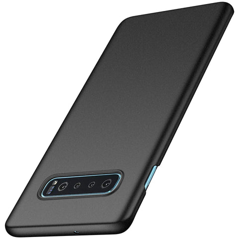 Thin Shell case for Samsung Galaxy S10 - Black