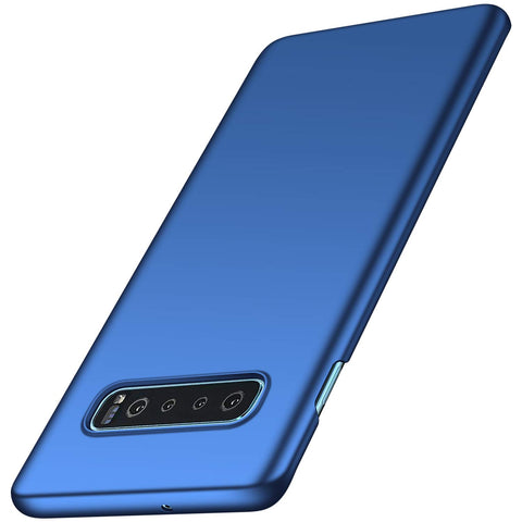 Thin Shell case for Samsung Galaxy S10 - Blue