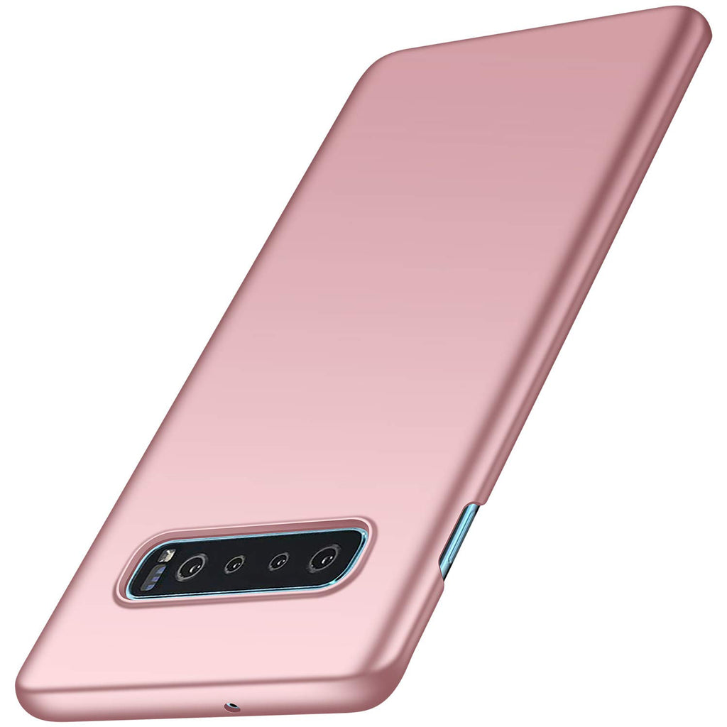 Thin Shell case for Samsung Galaxy S10 - Rose Gold - screenhug