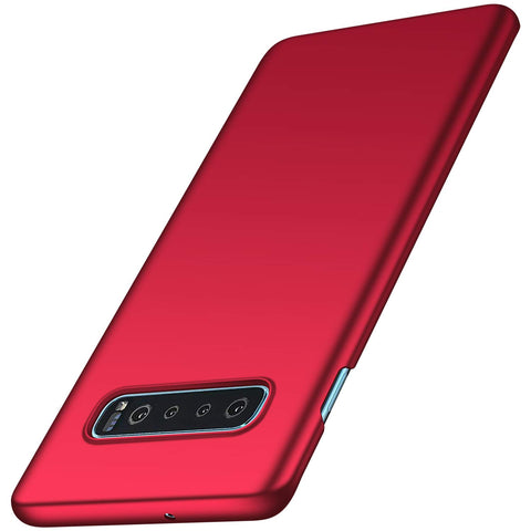 Thin Shell case for Samsung Galaxy S10 - Red