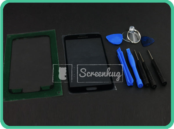 Samsung Galaxy S5 Screen Replacement - Black + Toolkit - screenhug