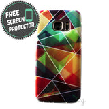 Prism Gel Cover for Samsung Galaxy S7 Edge - screenhug
