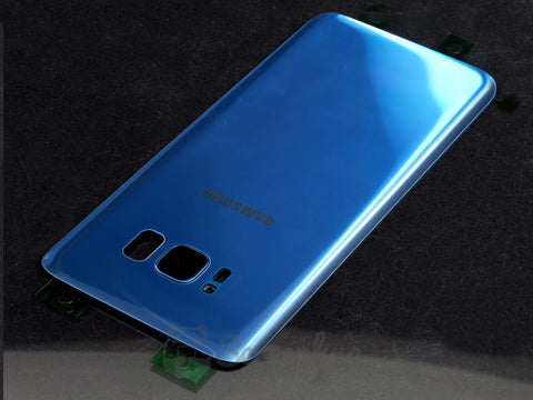 Samsung Galaxy S8 Back Replacement - Blue