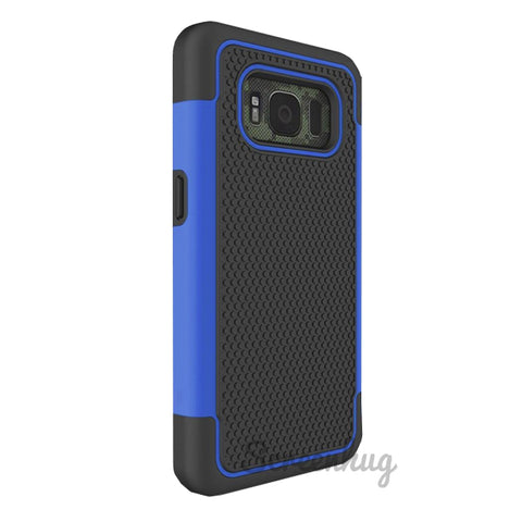 Tough Grip Case for Samsung Galaxy S8 Plus - Blue