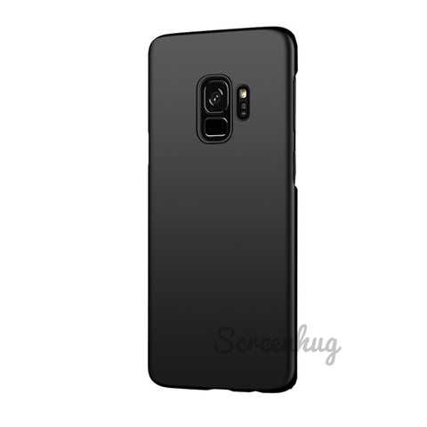 Thin Shell case for Samsung Galaxy S9  - Black