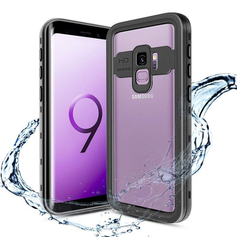 Redpepper Version 2 Waterproof for Samsung Galaxy S9 - Black