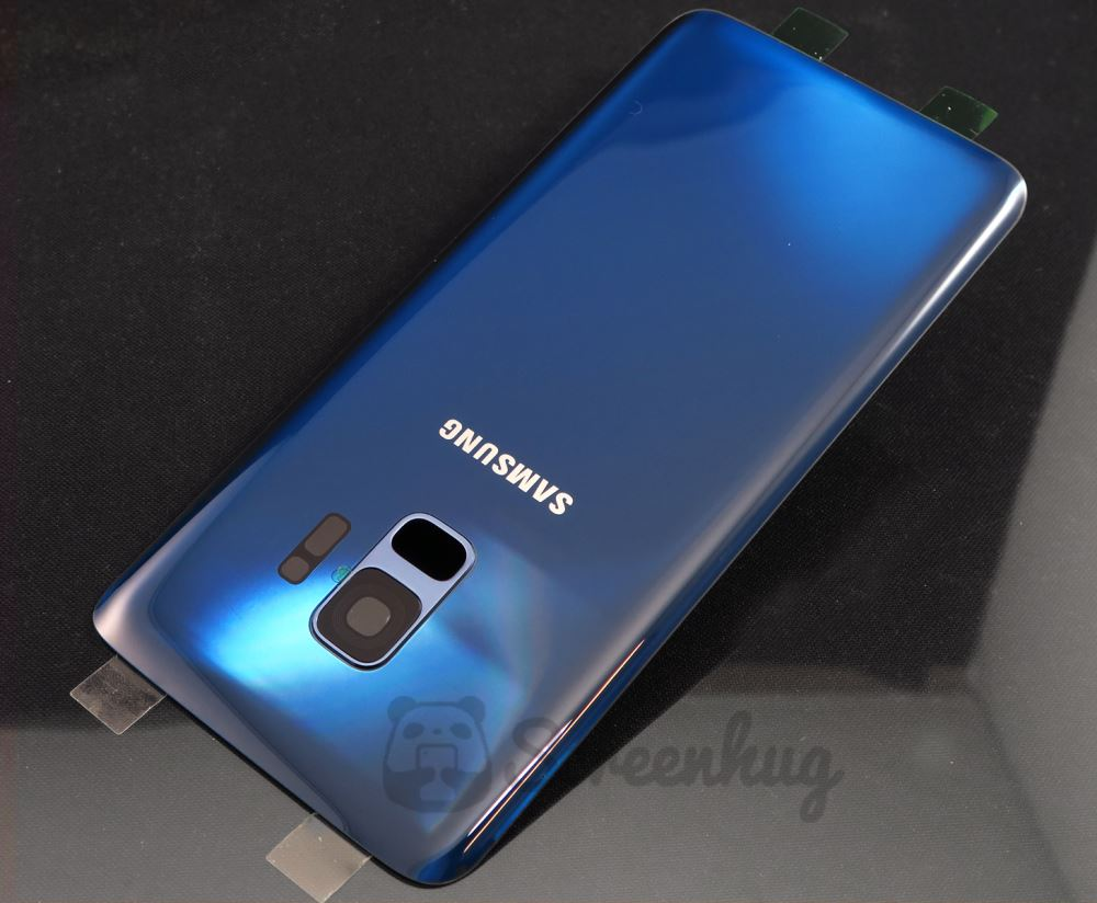 Samsung Galaxy S9 Back Replacement - Blue + Toolkit - screenhug