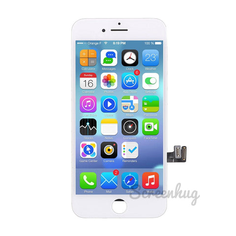 iPhone 7 Screen LCD Front - White
