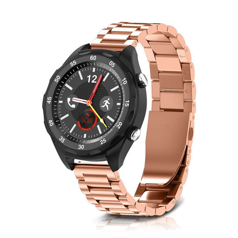 Stainless Steel Watch Strap for Samsung Watch - Rose Gold