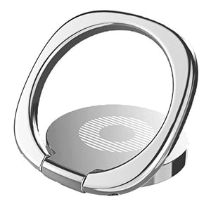 Ring Stand Metal - Silver - screenhug
