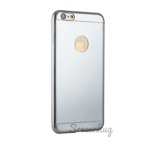 Satin Gel for iPhone 6/6S Plus - Silver