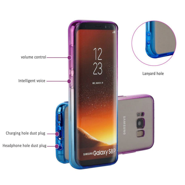 Spectrum case for Samsung Galaxy S8 Plus - screenhug