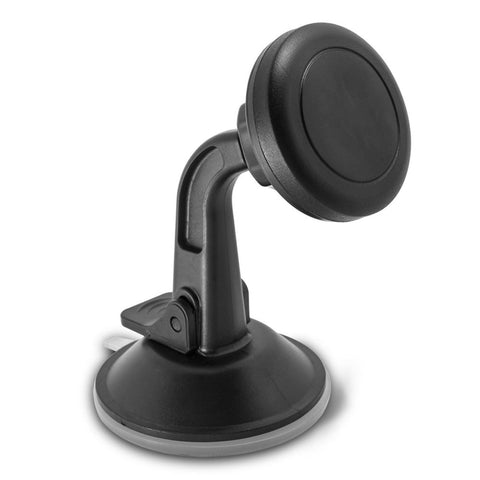 Suction Magnet Car Holder-  Black