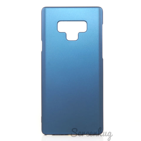 Slim Thin Shell Case for Samsung Galaxy Note 9 - Blue