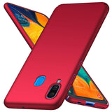 Thin shell for Samsung Galaxy A20/A30 - Red - screenhug