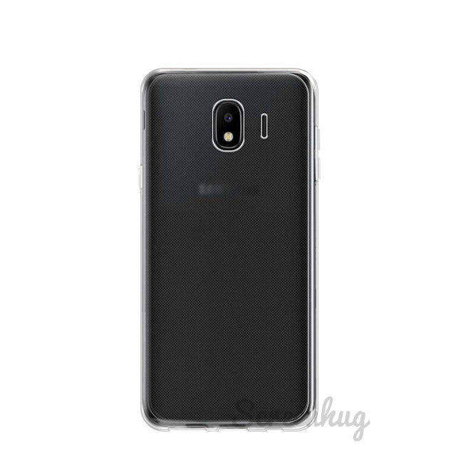 Clear gel case for Samsung Galaxy J4 - screenhug