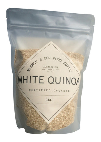 BLANCK & CO - WHITE QUINOA 1KG. (ORIGIN BOLIVIA)