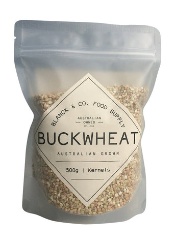 BLANCK & CO - BUCKWHEAT KERNELS 500G (ORIGIN AUSTRALIA)