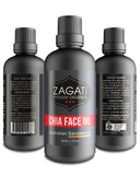 ZAGATI - FACE OIL + SANDALWOOD 50ml. CERTIFIED ORGANIC