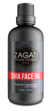 ZAGATI - FACE OIL + LAVENDER 100ml. CERTIFIED ORGANIC