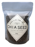 BLANCK & CO - CHIA SEEDS 500G. (ORIGIN AUSTRALIA)