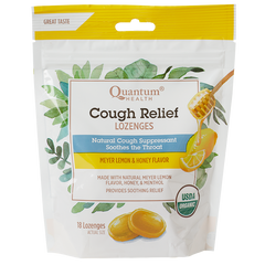 Cough Relief Organic Bagged Lozenges