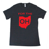 For The OH (Black) - FOR THE OH, OSU Football  - for the oh, Ohio University football - for the oh