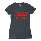 OH State Football-Women's - FOR THE OH, OSU Football  - for the oh, Ohio University football - for the oh