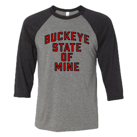 Buckeye State of Mine-Men's - FOR THE OH, OSU Football  - for the oh, Ohio University football - for the oh
