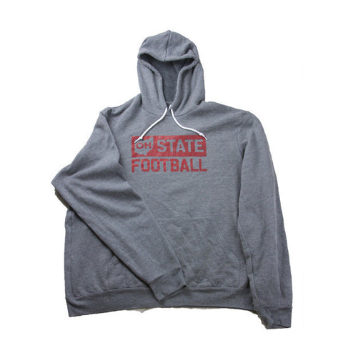 OH State Football Hoodie - FOR THE OH, OSU Football  - for the oh, Ohio University football - for the oh