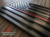 Thin Red Line Bundle - Bombero Designs for firefighters