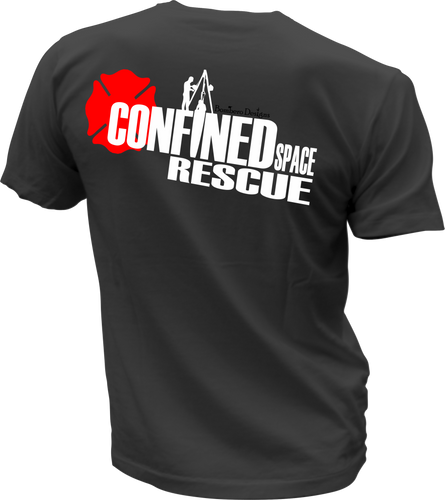 Confined Space - Bombero Designs for firefighters