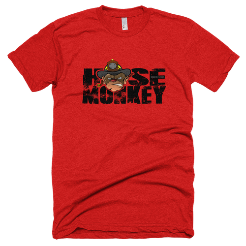Hose Monkey - Bombero Designs for firefighters