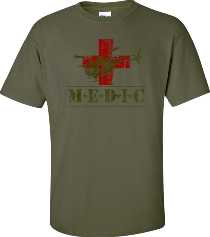 M*A*S*H Medic - Bombero Designs for firefighters