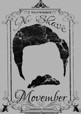 No Shave Movember - Bombero Designs for firefighters