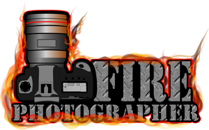 Fire Photographer - Bombero Designs for firefighters