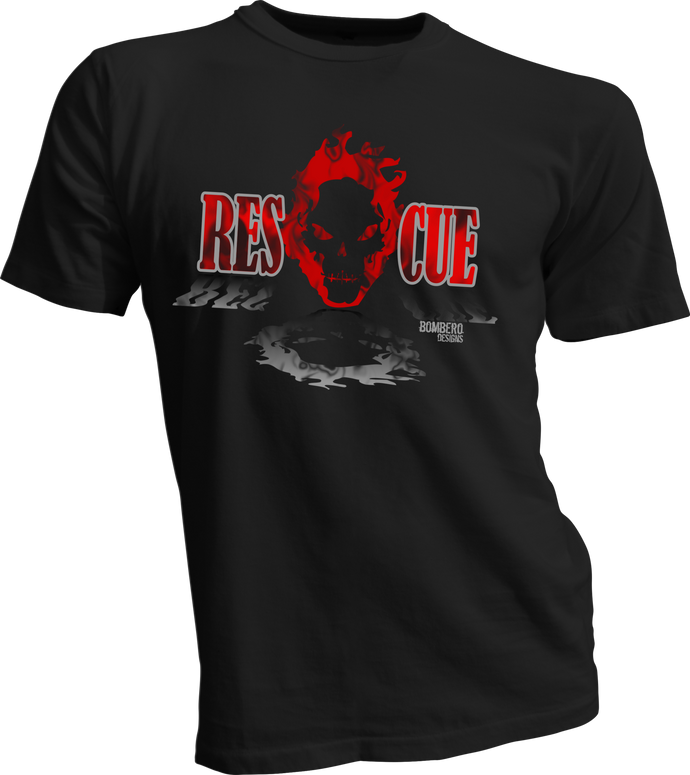 Rescue - Bombero Designs for firefighters