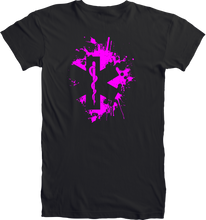 Load image into Gallery viewer, Star of Life Splatter - Women's - Bombero Designs for firefighters