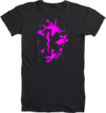 Star of Life Splatter - Women's - Bombero Designs for firefighters