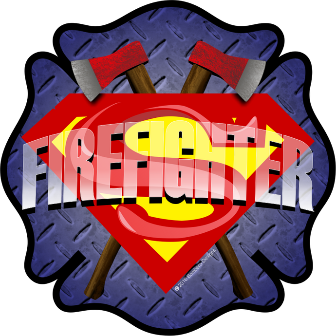 Hero - Bombero Designs for firefighters