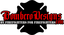 Load image into Gallery viewer, Firefighter Essentials - Bombero Designs for firefighters